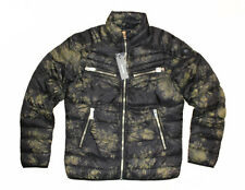 DIESEL W-IZUMO-TREAT DOWN QUILTED JACKET SIZE XL 100% AUTHENTIC