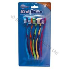 5 x Kids Toothbrush Childrens Toothbrushes Child Teeth Tooth Brush Gentle Mini