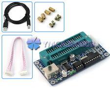 PIC USB Microcontroladores Programador ICSP k150 +USB ICSP Cable /Tornillos