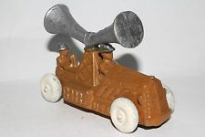 Manoil, 1930's Army Siren Car, Lot #4