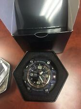New Casio GG1000RG-1A G-Shock Mudmaster Twin Sensor Ana-Digital Men's Watch