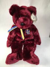 Retired TY Beanie Buddy Bear ~ Buckingham ~ UK Exclusive ~  NWT