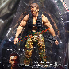 Predator Series 9 Jungle Encounter Dutch Arnold 7in Action Figure NECA Toys New