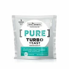 STILL SPIRITS PURE TURBO YEAST and TURBO CLEAR
