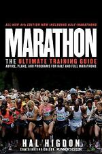 Marathon: The Ultimate Training Guide: Advice, Plans, and Programs for Half and