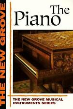 The New Grove: The Piano (The New Grove Series) by Belt, Philip R.