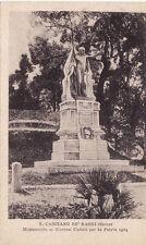 # S. CASCIANO DE' BAGNI: MONUMENTO AI GLORIOSI CADUTI PER LA PATRIA  1924