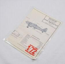 Reko Maßstab-Blatt Nr. 100 - NATO Zielschlepper Hawker Sea Fury MK20 (1958-1972)