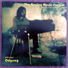 """The Analog Music Project """"Odyssey """" (12"""", 1st Edition, 2015, 33RPM, Ambient)"""