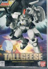 Gundam Wing Mobile Suit OZ-00MS Tallgeese 1:144 Model Kit Bandai 2000 Unused