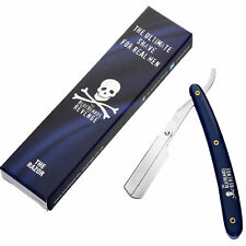 Il Bluebeards Revenge Cut Throat RAZOR la Shavette