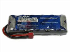 Intellect Battery IB-50006D2S 5000mAh 7.2V Sub-C Pack 1/10 RC Car T-plug TT-02