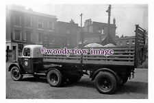 pu0970 - Great Western Railway Bedford Articulated Lorry - photograph