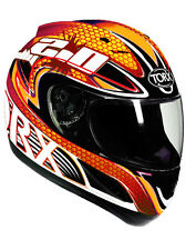 casque casco helmet intégral TORX BILLY ORANGE xL 61 62