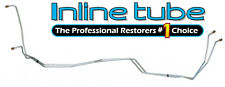 1988-94 Chevrolet Truck 2wd/4wd Transmission Cooler Lines 4L60 Trans Tube OE