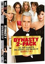Dynasty Complete Series All Season 1-9 DVD Set Collection Episode Bundle Lot TV
