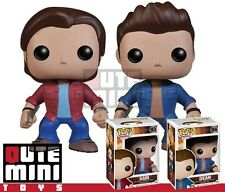FUNKO POP! TV SUPERNATURAL SAM AND DEAN WINCHESTER SET OF 2 VINYL FIGURE