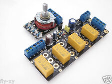 Audio signal Selector Relay Board Signal amplifier switching board