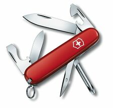 0.4603 VICTORINOX SWISS ARMY POCKET KNIFE Tinker Small Red 04603