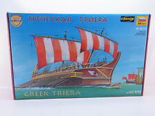 Lot 38918 | zvezda 8514 Greek triera 1:72 barco de guerra nuevo kit en OVP