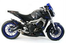 Yamaha FZ-09 MT09 XSR900 14 16 Bellypan Chin Spoiler Glossy Black MADE UK (PB)