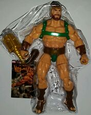 "Marvel Universe Marvel's HERCULES 3.75"" Figure with Comic Shot Series 4 #017 17"