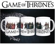 Game of Thrones GoT Full Cast House Mug Cup Gift Design Can be Personalised