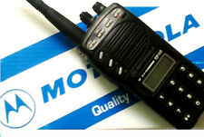 NEW Motorola RADIO GP68 VHF 136-174 Mhz 2-way radio 20 Channels 5W+Accessories