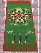 DARTTEPPICH DARTMATTE Dart Teppich Dartsport Spiel 79x237 cm NEU