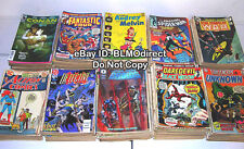 CHEAP! 20 Comic Book Lot 1970s - 2010s Marvel DC Indy Mixed Bronze - Modern