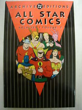 DC ARCHIVE EDITIONS ALL STAR COMICS VOL 7 JUSTICE SOCIETY HARDBACK GN 1563897202