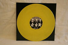"MADONNA GIVE ME ALL YOUR LUVIN' 12"" VINYLE JAUNE / YELLOW VINYL"