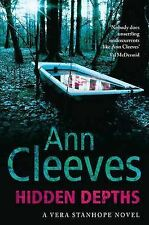 Hidden Depths by Ann Cleeves (Paperback, 2010)