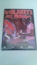 "ART BLAKEY'S ""JAZZ MESSENGERS TDK JAZZ CLUB"" DVD REMASTERED PRECINTADO"