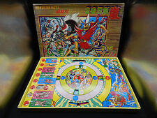 vintage HENSHIN NINJA ARASHI Japan boardgame Koide board game Japanese Kaiju !!!