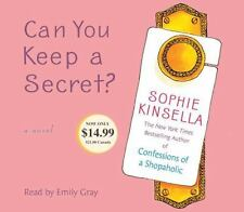 Can You Keep a Secret? Kinsella, Sophie Audio CD