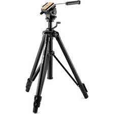 VELBON DV-7000N FLUID HEAD VIDEO TRIPOD PH-368 FLUID HEAD & QUICK RELEASE QB-6RL