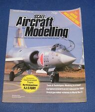 SCALE AIRCRAFT MODELLING APRIL 1980 - JAPANESE AIRSELF DEFENCE FORCE