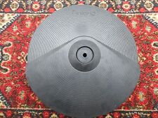 Roland V-Drum CY-8 Dual Trigger Cymbal Pad / Crash / Splash With Mount USED!!!!