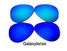 Galaxy Lentes De Repuesto Para Ray Ban RB3025 Aviador azul y verde 62mm