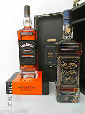 Jack Daniels Sinatra Select Lighted Bottle display Only 1 In Aust-RARE!!!!!!!!