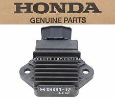 Honda Voltage Regulator Rectifier CB CBR PC VT VTR 250-1000 (See Notes)#Z108