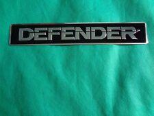 landrover hood bonet emblem defender METAL 90 110