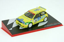 1:43 seat ibiza kit-car-Salvador Canellas-Rallye Catalunya 1998