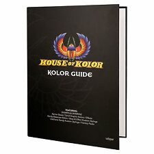 House of Kolor Kolor Guide Hardcover Book