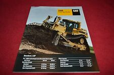 Caterpillar D8R Crawler Dozer Dealer's Brochure DCPA4