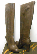 ENZO ANGIOLINI (KARASSI LEATHER BROWN BOOT) WOMEN'S 10 BRAND NEW!!!