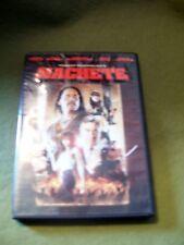 Machete (2011, DVD) Danny Trejo Steven Seagal Robert De Niro Jessica Alba