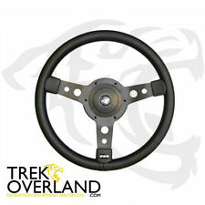 "15"" 3 Spoke Sports Style Land Rover Defender Series 2/2a/3 Steering Wheel DA4650"