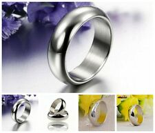 Super Strong Magnetic Magic PK Ring Round Silver Tricks size 18/19/20/21mm